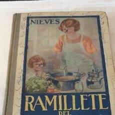 Libros antiguos: RAMILLETE DEL AMA DE CASA - SUMMA 1955. Lote 197385030