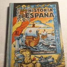 Libros antiguos: HISTORIA DE ESPAÑA - BRUÑO. Lote 197387780