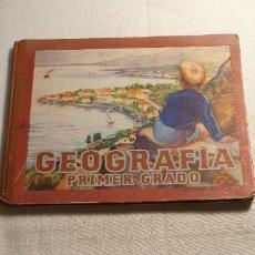 Libros antiguos: GEOGRAFÍA LUIS VIVES 1949. Lote 197388122
