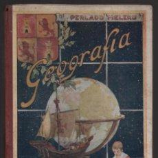 Libros antiguos: MADRID- GEOGRAFIA PARA NIÑOS- AÑO 1929, VER FOTOS. Lote 198048596