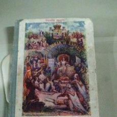 Libros antiguos: 1915. HISTORIA DE ESPAÑA. PRIMER GRADO. POR F.T.D. Lote 198289302