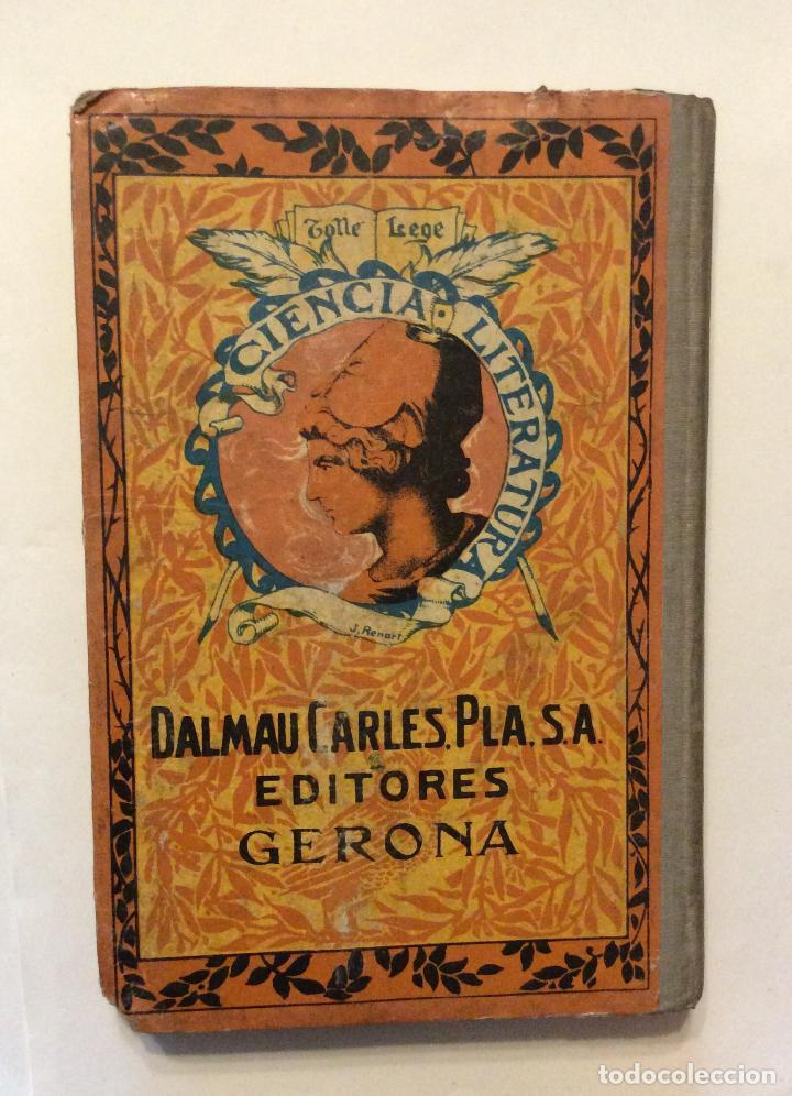 Libros antiguos: PAÍSES Y MARES - TERCER MANUSCRITO - JOAQUÍN PLA CARGOL - 1932 NUEVA EDICIÓN - Foto 2 - 198387445