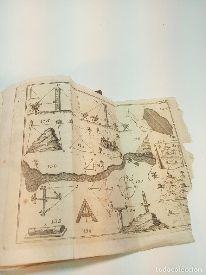 Libros antiguos: Elementos de aritmética, álgebra y geometría. D. Juan Justo Gascía. Tomo Segundo. Salamanca. 1815. - Foto 5 - 199047678