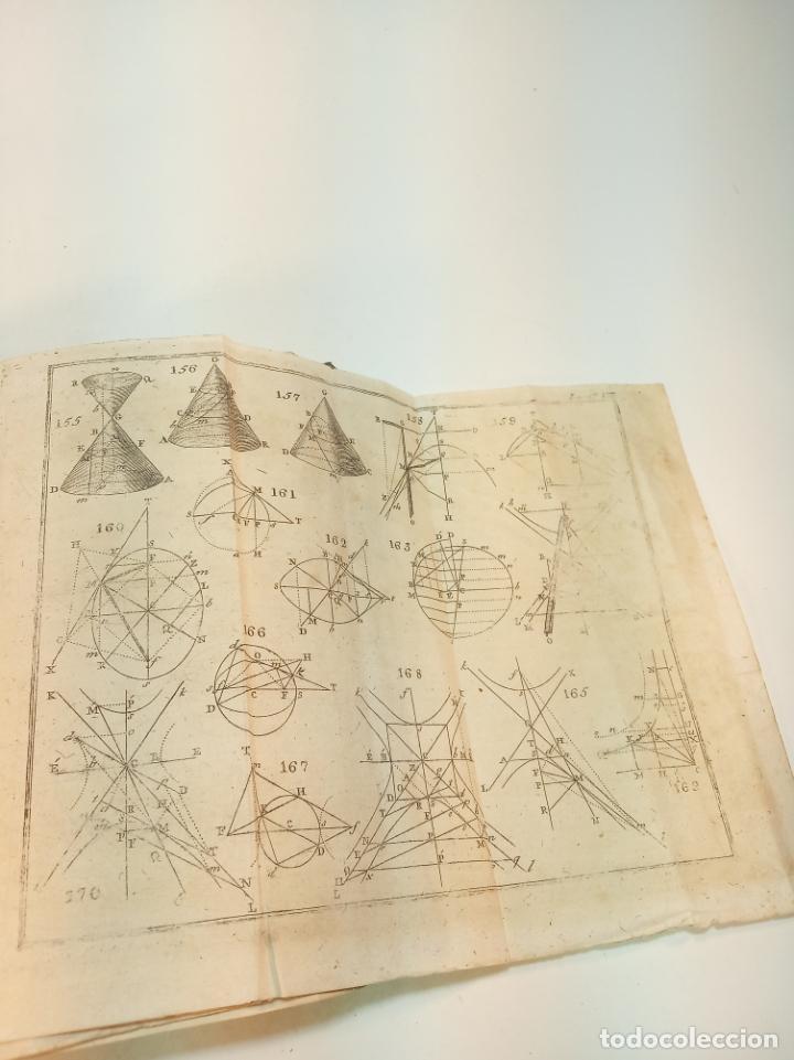 Libros antiguos: Elementos de aritmética, álgebra y geometría. D. Juan Justo Gascía. Tomo Segundo. Salamanca. 1815. - Foto 6 - 199047678