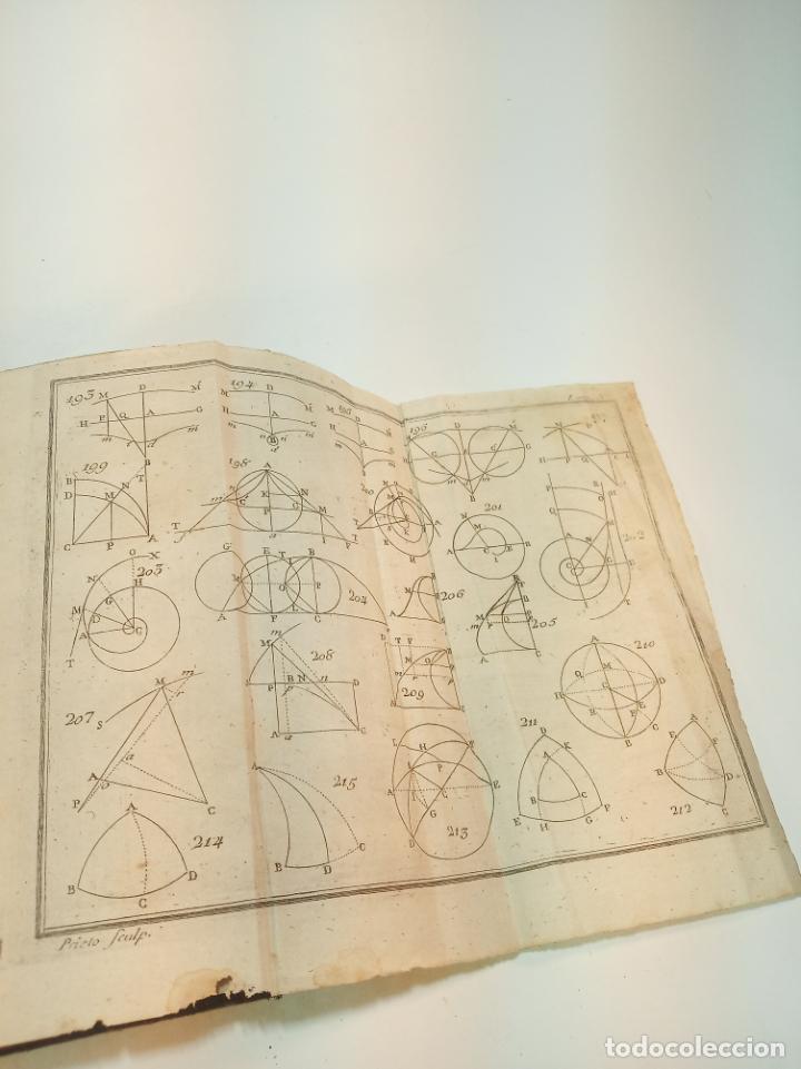 Libros antiguos: Elementos de aritmética, álgebra y geometría. D. Juan Justo Gascía. Tomo Segundo. Salamanca. 1815. - Foto 7 - 199047678