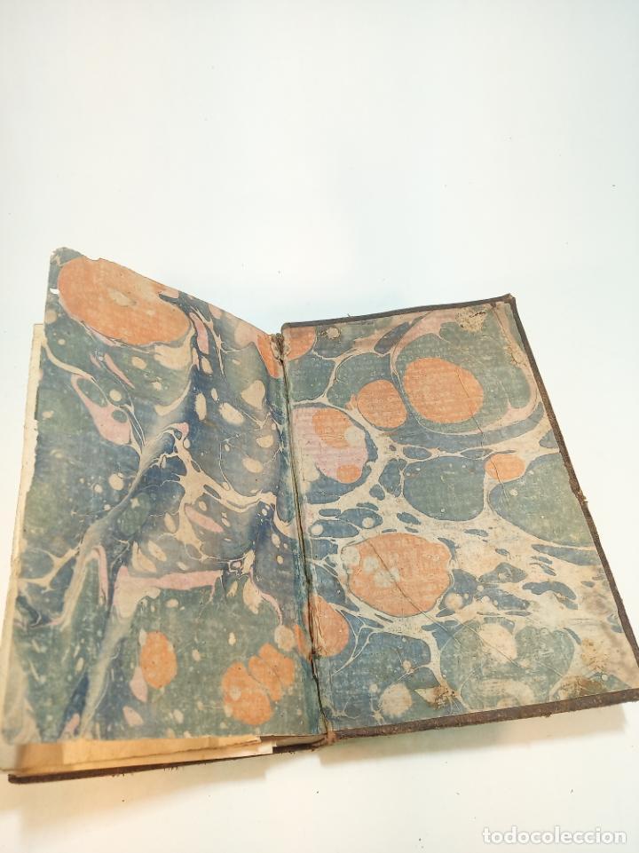 Libros antiguos: Elementos de aritmética, álgebra y geometría. D. Juan Justo Gascía. Tomo Segundo. Salamanca. 1815. - Foto 8 - 199047678