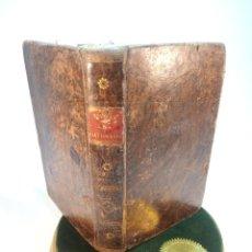 Libros antiguos: ELEMENTOS DE ARITMÉTICA, ÁLGEBRA Y GEOMETRÍA. D. JUAN JUSTO GASCÍA. TOMO SEGUNDO. SALAMANCA. 1815.. Lote 199047678
