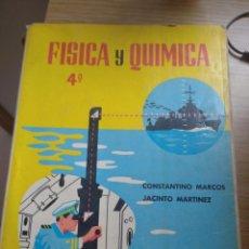 Libros antiguos: LIBROS DE BACHILLERATO AÑO 1965. Lote 199455137