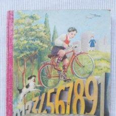 Livros antigos: LIBRO ESCOLAR - ARIMETICA PRIMER GRADO - ED. LUIS VIVES - AÑO 1956. Lote 199854405