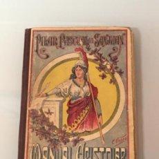 Libros antiguos: MANUAL EPISTOLAR PARA SEÑORITAS IMPRENTA ELZEVIRIANA 1927. Lote 199997103