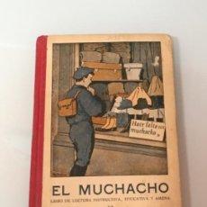 Libros antiguos: EL MUCHACHO ED HERNANDO 1932. Lote 200003218