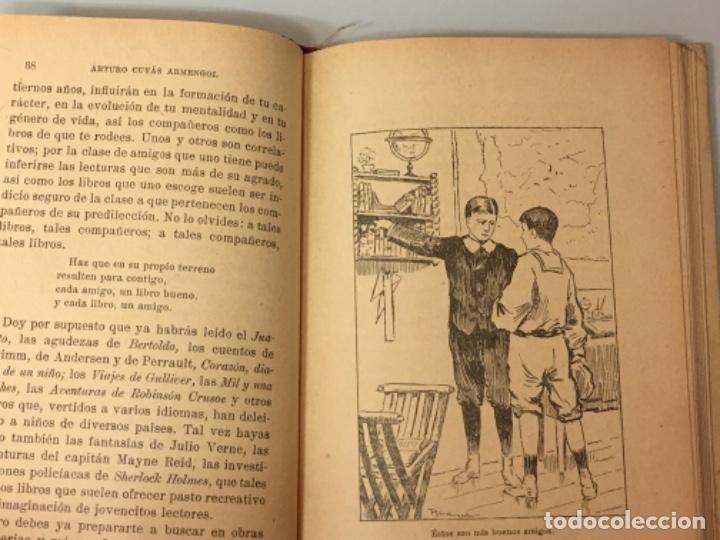 Libros antiguos: El muchacho ed Hernando 1932 - Foto 4 - 200003218