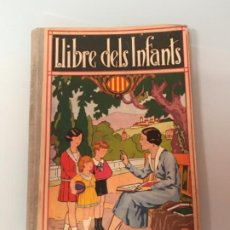 Libros antiguos: LLIBRE DELS INFANTS DALMAU CARLES 1932. Lote 200004065