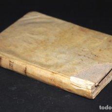 Libros antiguos: LIBRO EN PERGAMINO CURDE LECTURA PARA APRENDER A LEEER LA LENGUA CASTELLANA, CARTILLA 4ª. Lote 202891845