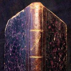 Livres anciens: TRES OBRAS EN 1 VOL. PARA ESCUELAS ESPAÑOLAS DEL SIGLO XIX. RUIZ ROMERO. 1861. JAÉN.. Lote 218956717