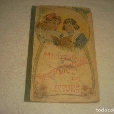 Libros antiguos: METODO PRACTICO RACIONAL DE LECTURA. JUAN BASTE Y SERAROLS . 1934. Lote 204431573