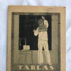 Libros antiguos: EDICIONES SATURNINO CALLEJA, TABLAS Y DEFINICIONES DE ARITMETICA Y S.M.DECIMAL, AÑOS 20-30. Lote 204668428