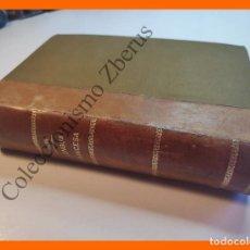 Libros antiguos: LECCIONES DE LENGUA FRANCESA BAJO UN PLAN PEDAGÓGICO... - CARLOS SOLER Y ARQUÉS. Lote 205847985