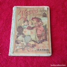 Libros antiguos: TESORO DE LAS ESCUELAS. Lote 206996640