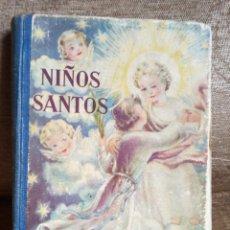 Libri antichi: NIÑOS SANTOS. Lote 207620407