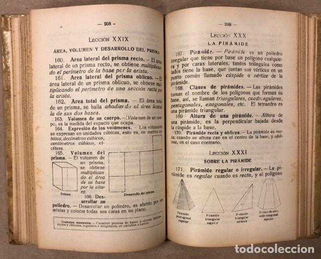 Libros antiguos: ENCICLOPEDIA CÍCLICO-PEDAGÓGICA (GRADO ELEMENTAL). JOSÉ DALMAU CARLES 1926. - Foto 6 - 208323096