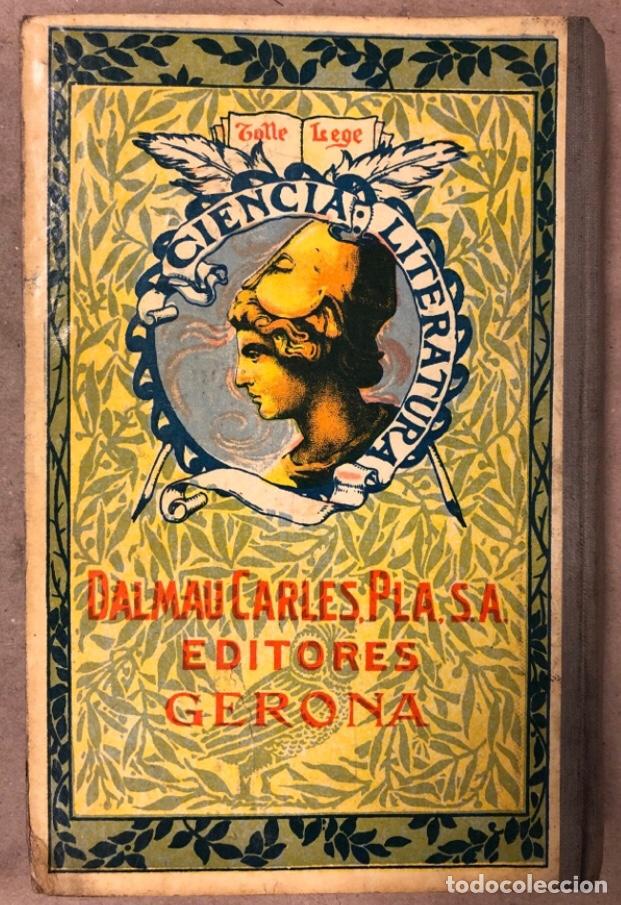 Libros antiguos: ENCICLOPEDIA CÍCLICO-PEDAGÓGICA (GRADO ELEMENTAL). JOSÉ DALMAU CARLES 1926. - Foto 9 - 208323096