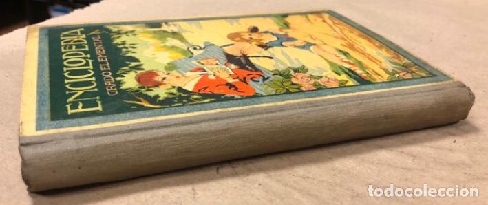 Libros antiguos: ENCICLOPEDIA CÍCLICO-PEDAGÓGICA (GRADO ELEMENTAL). JOSÉ DALMAU CARLES 1926. - Foto 10 - 208323096