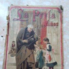 Libros antiguos: LA PERLA DE LOS NIÑOS 1894 SATURNINO CALLEJA MADRID Y GUILLERMO HERRERO MÉXICO ILUSTRADA. Lote 208587893