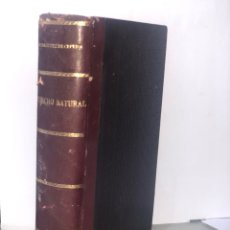 Libros antiguos: PROGRAMA DE DERECHO NATURAL POR RAFAEL RODRIGUEZ DE CEPEDA, VALENCIA 1918. Lote 208683388