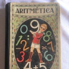Libros antiguos: ARITMÉTICA GRADO MEDIA MANEL GUIU CASANOVA LIBRERIA MONTSERRAT BARCELONA. Lote 208867235