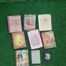 Libri antichi: LOTE LIBROS ESCUELA. Lote 208976365