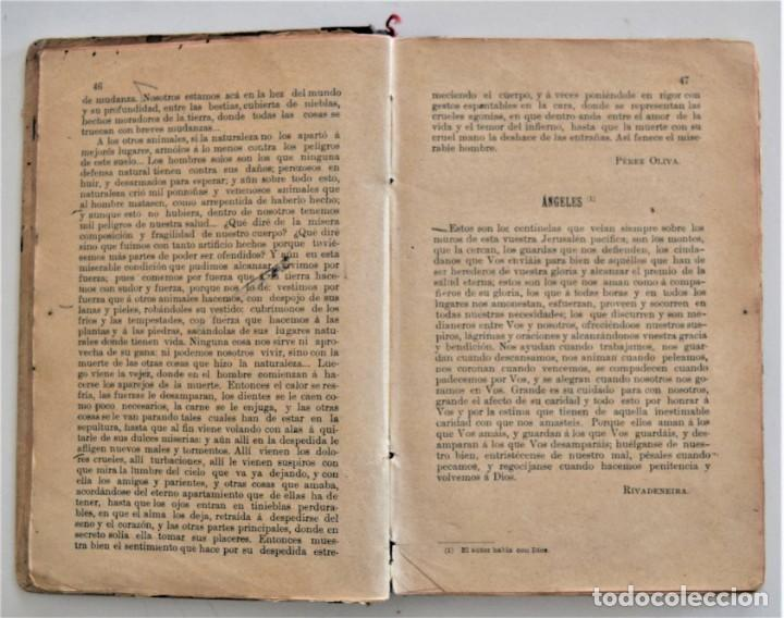 Libros antiguos: EL BUEN HABLISTA, COLECCIÓN DE TROZOS ESCOGIDOS EN PROSA Y VERSO - VALENCIA 1904 - Foto 7 - 209039161