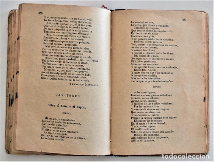 Libros antiguos: EL BUEN HABLISTA, COLECCIÓN DE TROZOS ESCOGIDOS EN PROSA Y VERSO - VALENCIA 1904 - Foto 10 - 209039161
