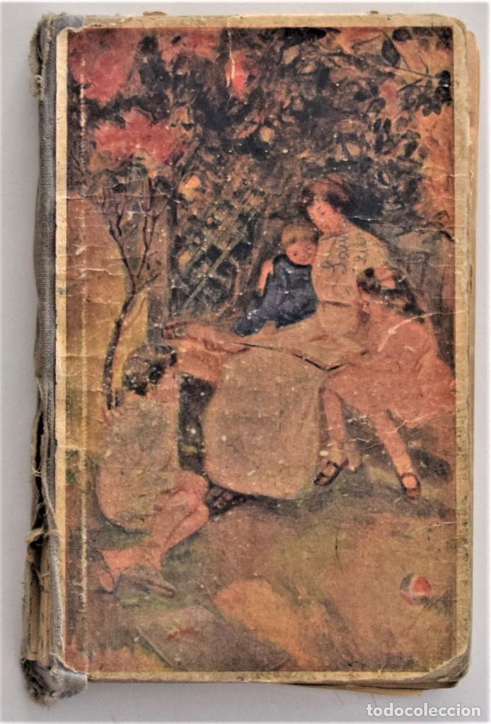 EL PRIMER MANUSCRITO, MÉTODO COMPLETO DE LECTURA - JOSÉ DALMÁU CARLES - AÑO 1924 (Libros Antiguos, Raros y Curiosos - Libros de Texto y Escuela)