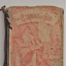 Libros antiguos: GRANITOS DE ORO, LIBRO SEGUNDO DE LECTURA CORRIENTE - FRANCISCO SANCHIS ORDINES - VALENCIA 1917. Lote 209041355