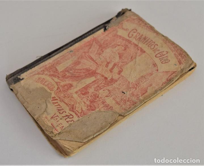 Libros antiguos: GRANITOS DE ORO, LIBRO SEGUNDO DE LECTURA CORRIENTE - FRANCISCO SANCHIS ORDINES - VALENCIA 1917 - Foto 2 - 209041355
