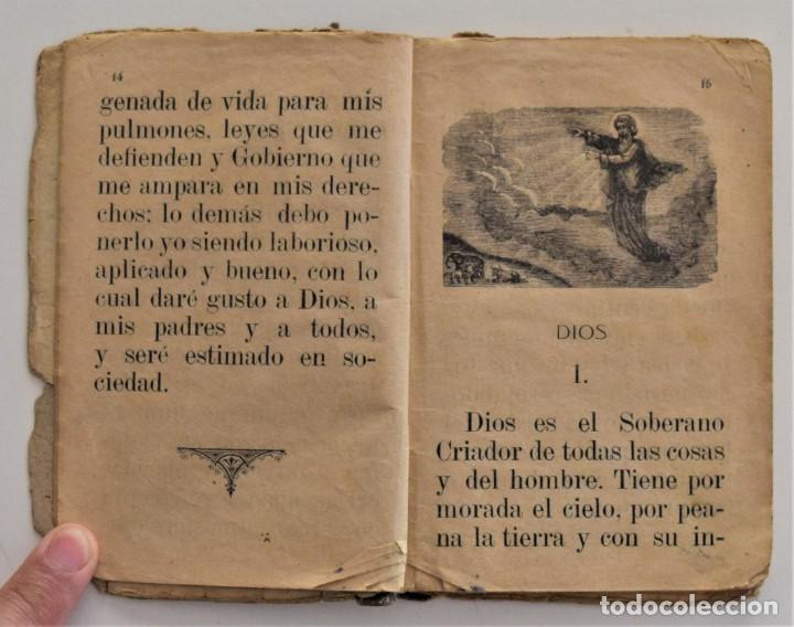 Libros antiguos: GRANITOS DE ORO, LIBRO SEGUNDO DE LECTURA CORRIENTE - FRANCISCO SANCHIS ORDINES - VALENCIA 1917 - Foto 5 - 209041355