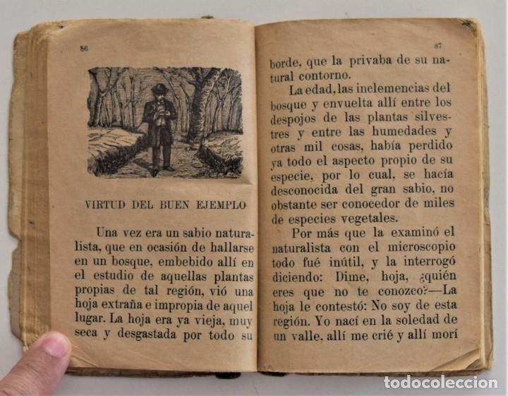 Libros antiguos: GRANITOS DE ORO, LIBRO SEGUNDO DE LECTURA CORRIENTE - FRANCISCO SANCHIS ORDINES - VALENCIA 1917 - Foto 6 - 209041355