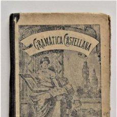 Libros antiguos: EPÍTOME DE ANALOGÍA Y SINTAXIS DE GRAMÁTICA CASTELLANA PARA LA PRIMERA ENSEÑANZA - MADRID 1912. Lote 209041846