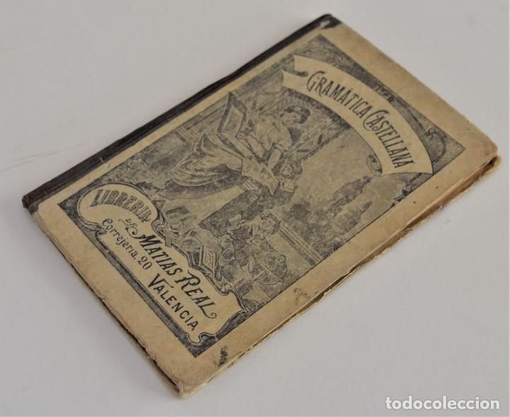 Libros antiguos: EPÍTOME DE ANALOGÍA Y SINTAXIS DE GRAMÁTICA CASTELLANA PARA LA PRIMERA ENSEÑANZA - MADRID 1912 - Foto 2 - 209041846