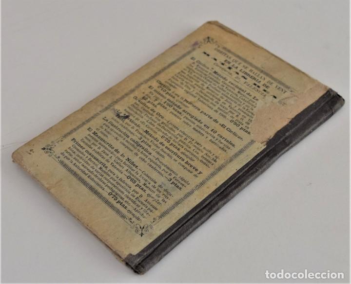 Libros antiguos: EPÍTOME DE ANALOGÍA Y SINTAXIS DE GRAMÁTICA CASTELLANA PARA LA PRIMERA ENSEÑANZA - MADRID 1912 - Foto 3 - 209041846