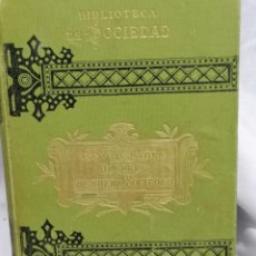 Libros antiguos: EDUCACIÓN SOCIAL 1891. Lote 209157525