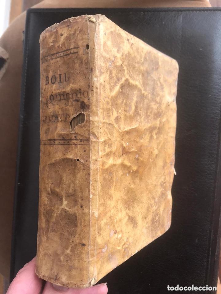 1742 - FRAGMENTOS GRAMATICALES. GREGORIO BOIL Y VALERO. TOMO I (Libros Antiguos, Raros y Curiosos - Libros de Texto y Escuela)