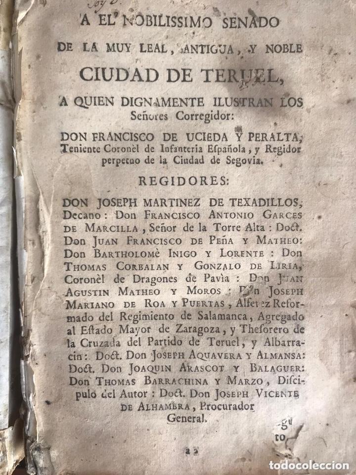 Libros antiguos: 1742 - Fragmentos Gramaticales. Gregorio Boil y Valero. Tomo I - Foto 2 - 209238556