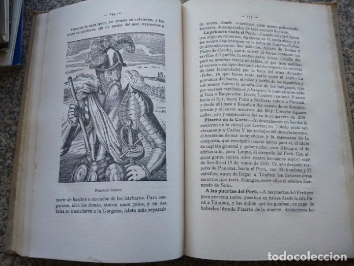 Libros antiguos: NOCIONES DE GEOGRAFIA E HISTORIA DE AMERICA -- CONSTANTINO BAYLE -- RAZON Y FE 1928 -- - Foto 3 - 210815756
