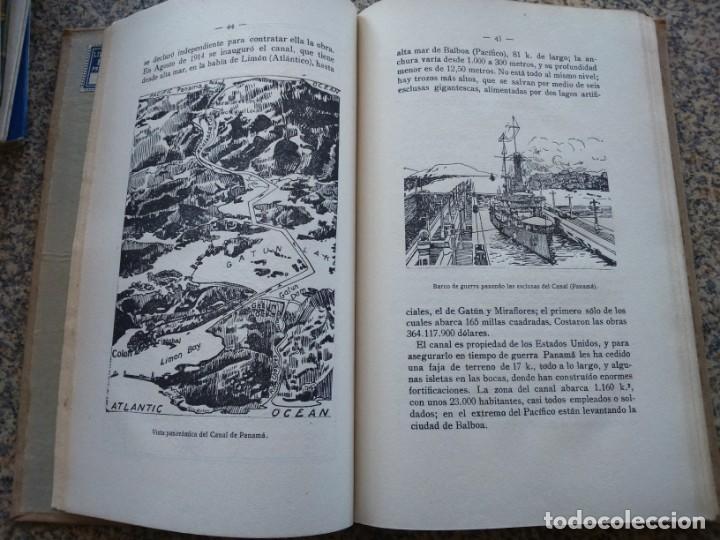 Libros antiguos: NOCIONES DE GEOGRAFIA E HISTORIA DE AMERICA -- CONSTANTINO BAYLE -- RAZON Y FE 1928 -- - Foto 4 - 210815756