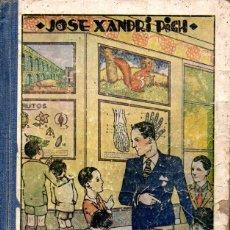 Livres anciens: JOSÉ XANDRI PICH : CONCENTRACIONES - CIENCIAS - GRADO MEDIO (YAGÜES, 1932). Lote 211737280