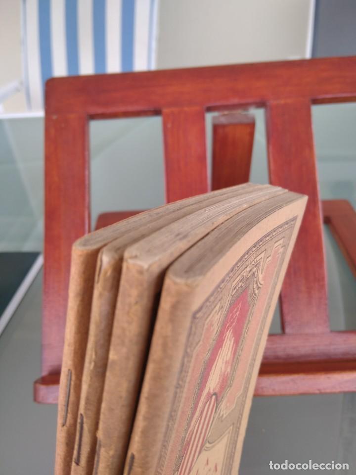 Libros antiguos: 1931-CARTILLAS DE GRAMATICA 1ª Y2ª PART-CARTILLA DE GEOMETRIA-CARTILLA DARITMETICA-LOTE 4 -MAGNIFIC - Foto 6 - 212199375