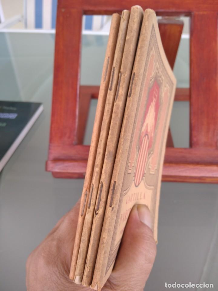 Libros antiguos: 1931-CARTILLAS DE GRAMATICA 1ª Y2ª PART-CARTILLA DE GEOMETRIA-CARTILLA DARITMETICA-LOTE 4 -MAGNIFIC - Foto 7 - 212199375