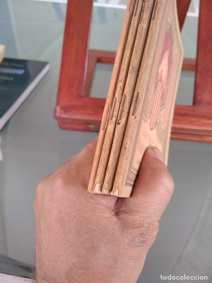 Libros antiguos: 1931-CARTILLAS DE GRAMATICA 1ª Y2ª PART-CARTILLA DE GEOMETRIA-CARTILLA DARITMETICA-LOTE 4 -MAGNIFIC - Foto 8 - 212199375